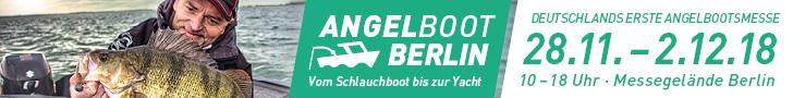Triff den DAFV auf der Angelwelt Berlin